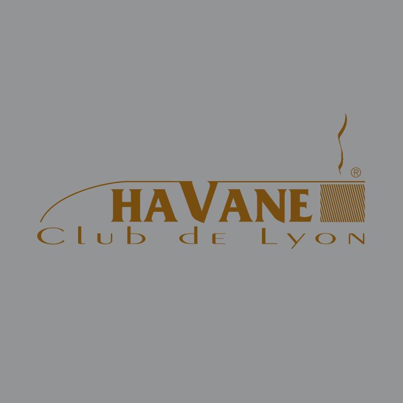 Havane Club de Lyon vector