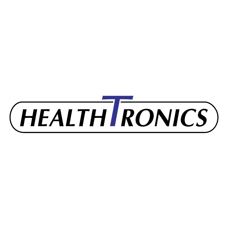 HealthTronics vector