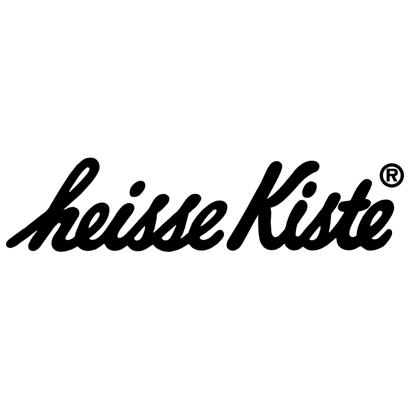 Heisse Kiste vector