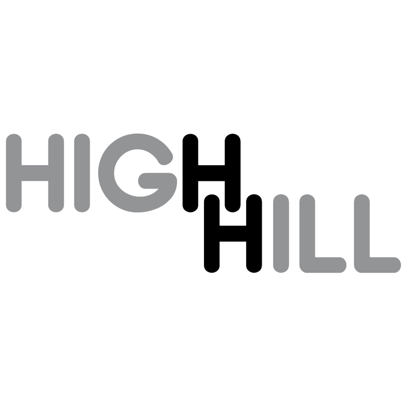 HighHill vector logo