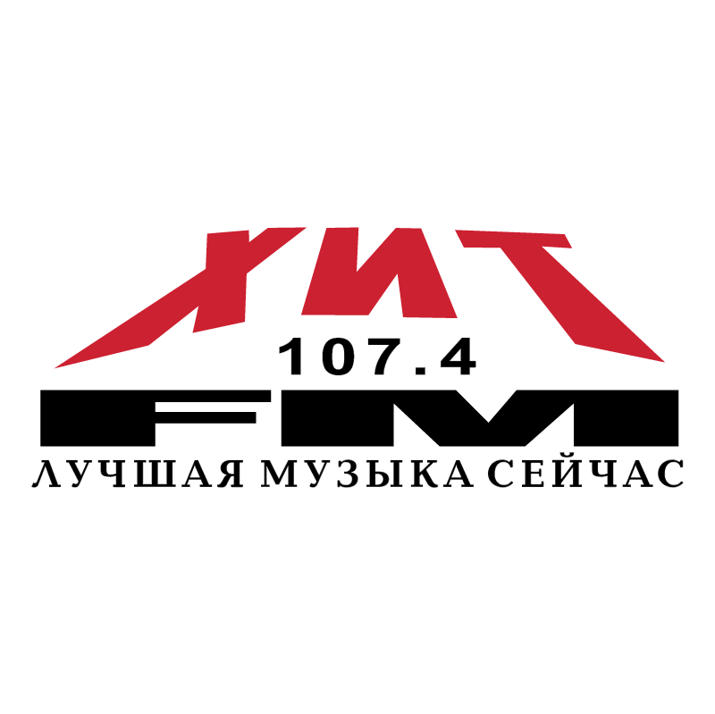 Hit FM Radio vector