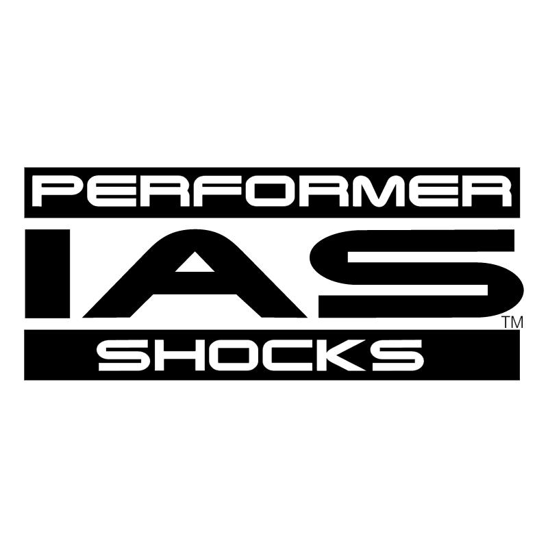 IAS Performer Shocks vector