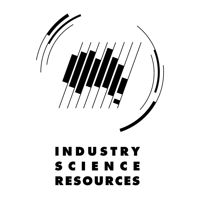 Industry Science Resources vector