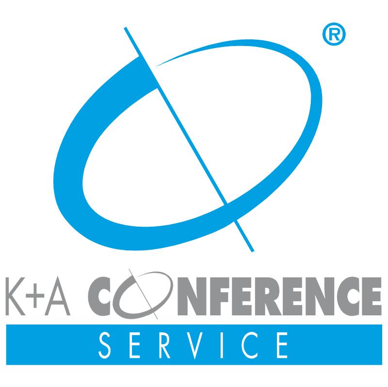 K+A vector logo