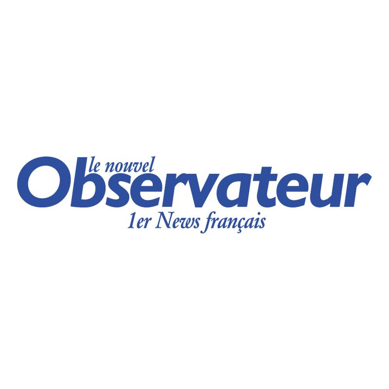Le Nouvel Observateur vector