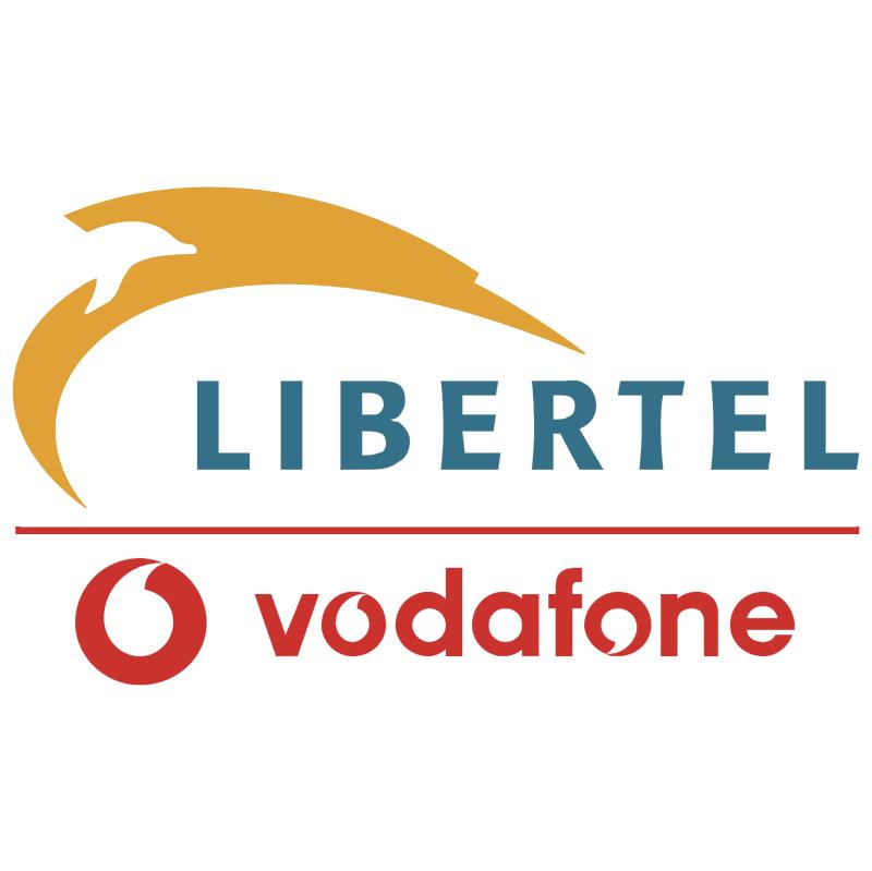 Libertel vector logo