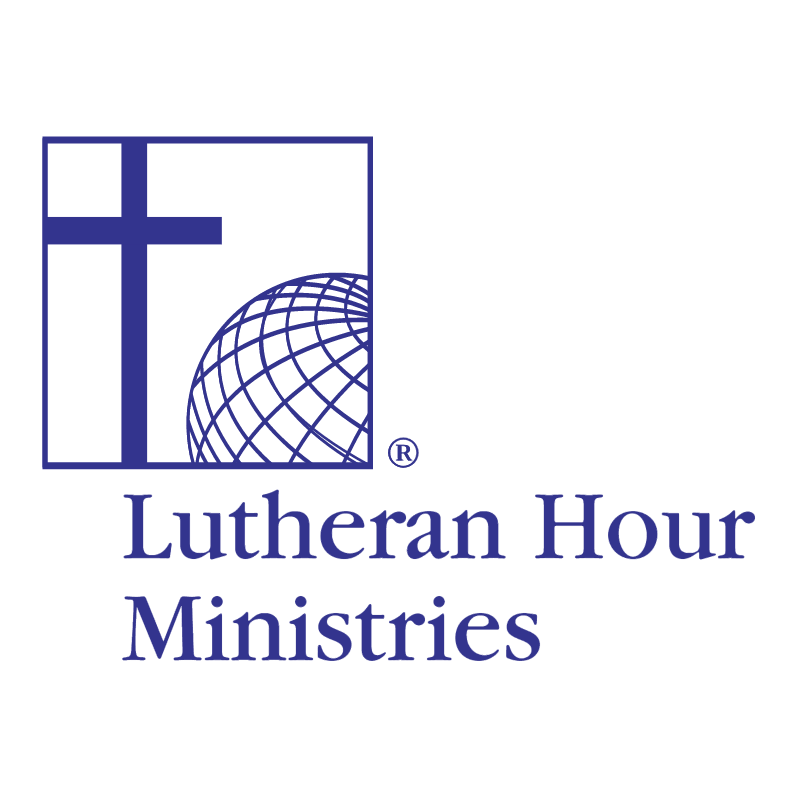 Litheran Hour Ministries vector