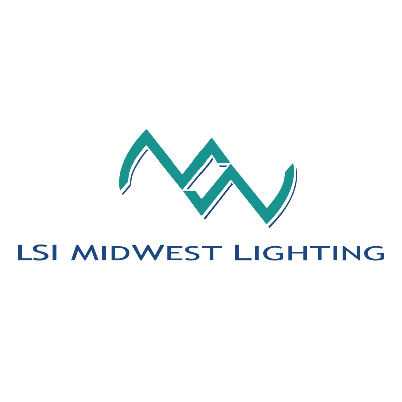 LSI MidWest Lighting vector logo