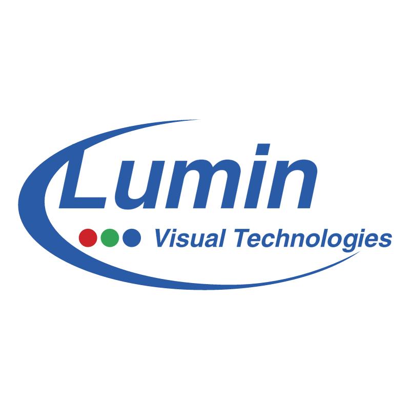 Lumin vector logo