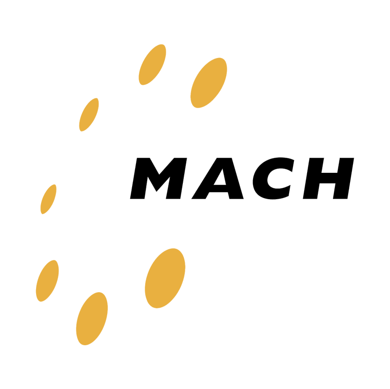 Mach vector logo