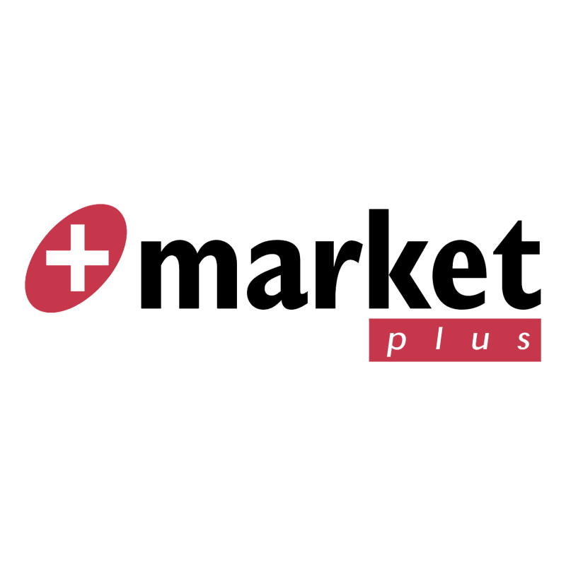 Market Plus vector