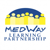 MedWay Learning Partnership vector