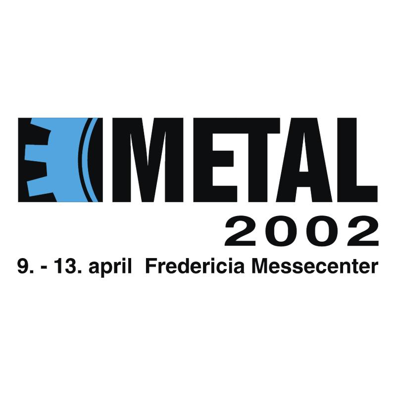Metal 2002 vector logo