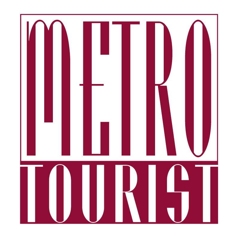 Metro Tourist vector