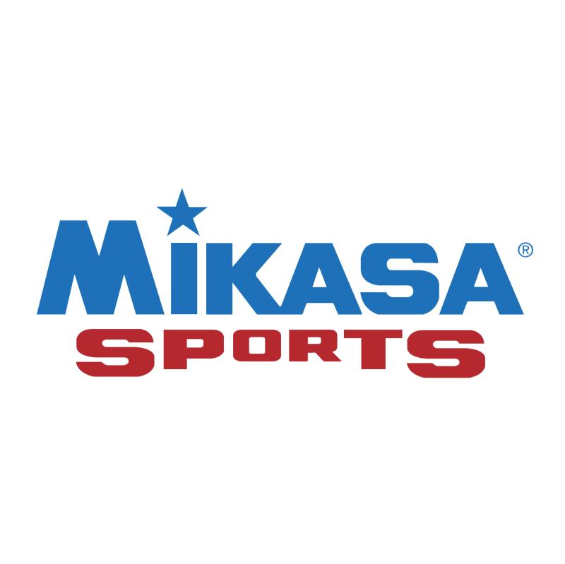 Mikasa Sports vector