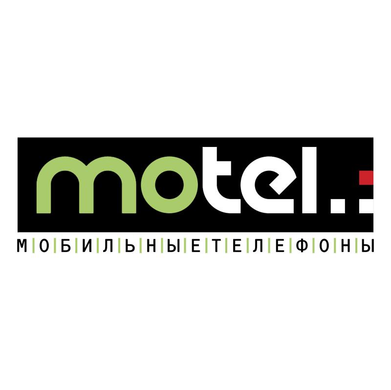 Motel vector logo