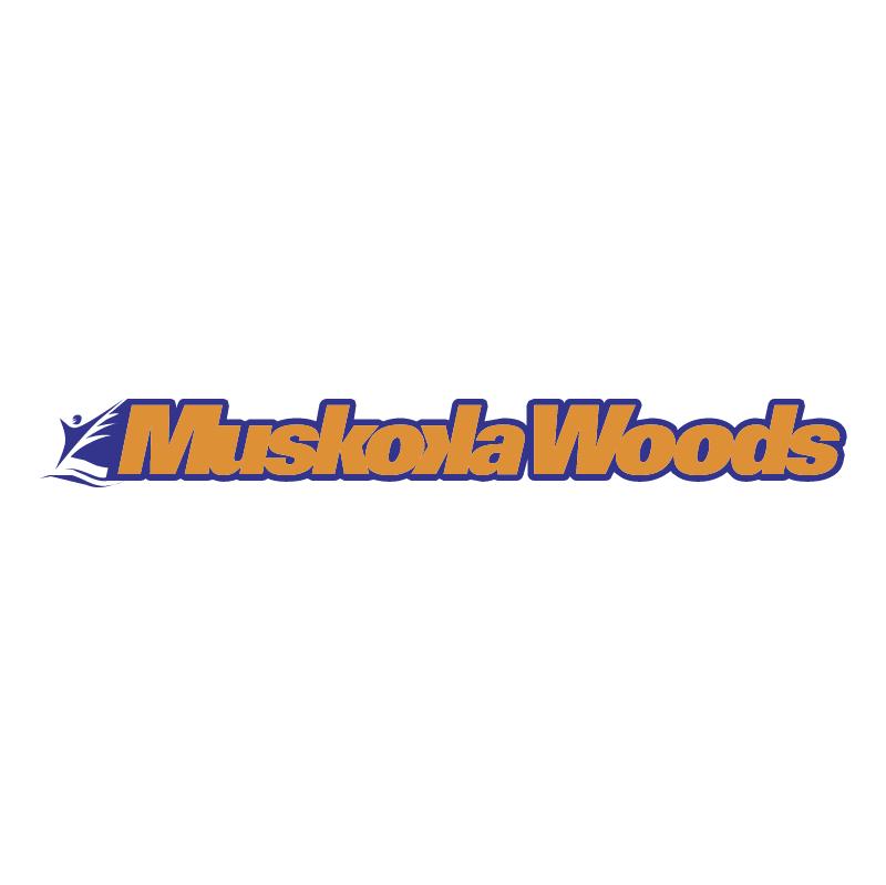 Muskoka Woods vector