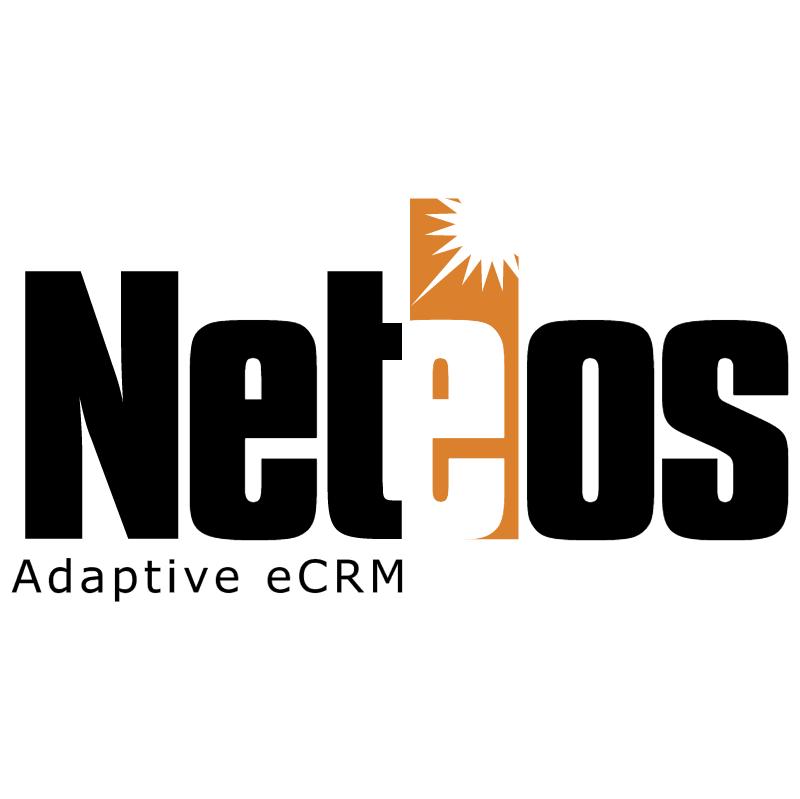 Neteos vector logo
