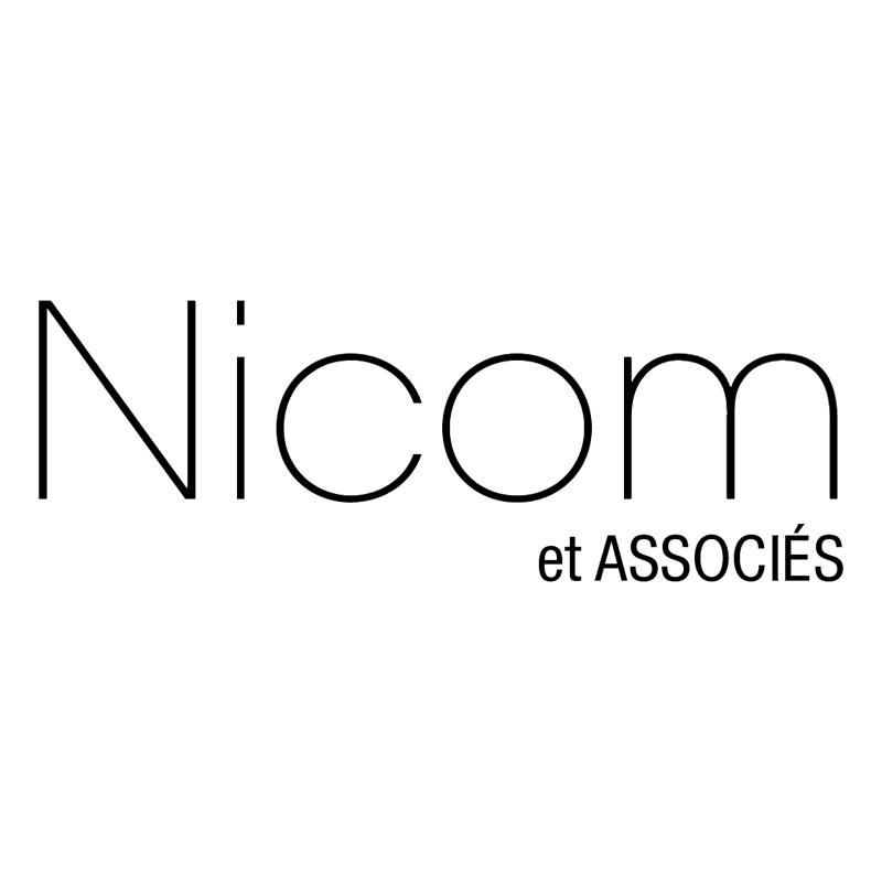Nicom Et Associes vector