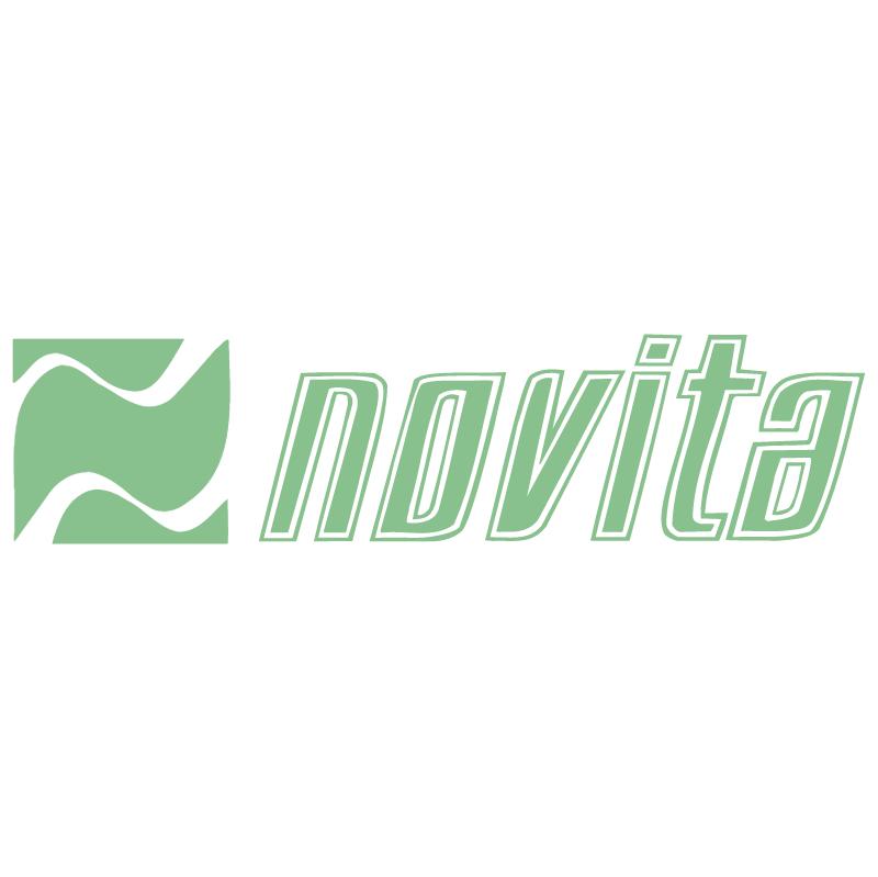 Novita vector logo
