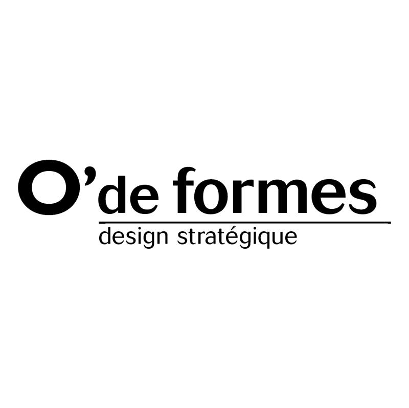 O'de formes vector