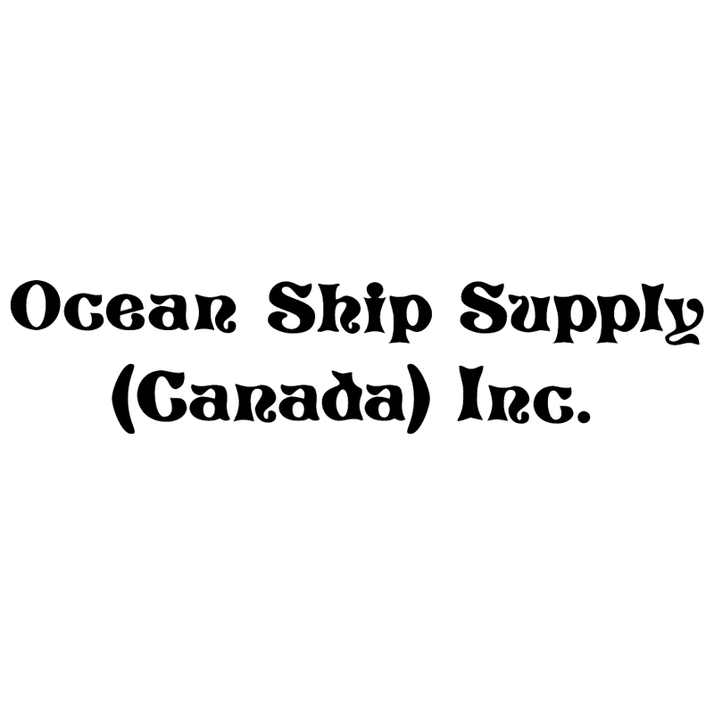 Ocean Ship Supply vector