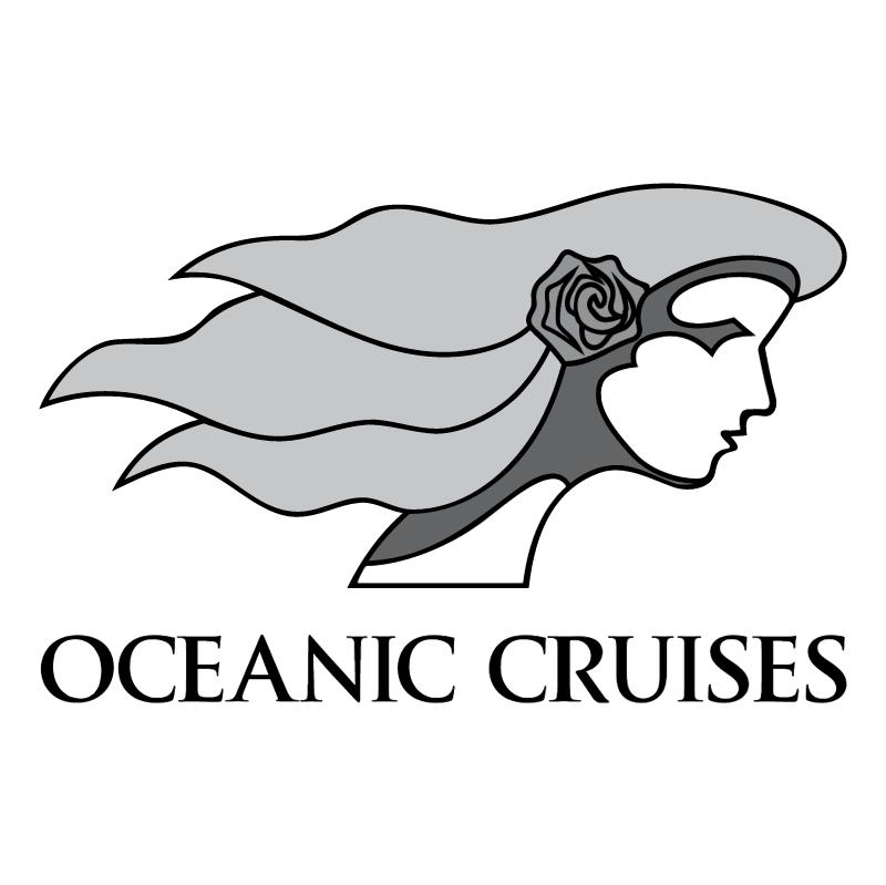 Oceanic Cruises vector