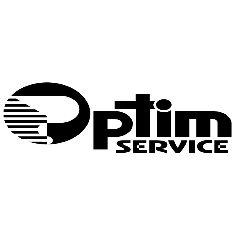 Optim Service vector logo