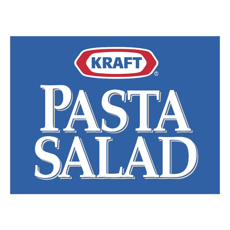 Pasta Salad vector
