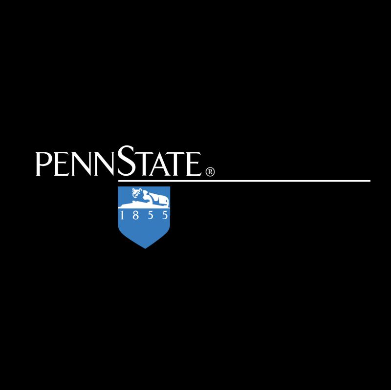 Penn State University vector logo