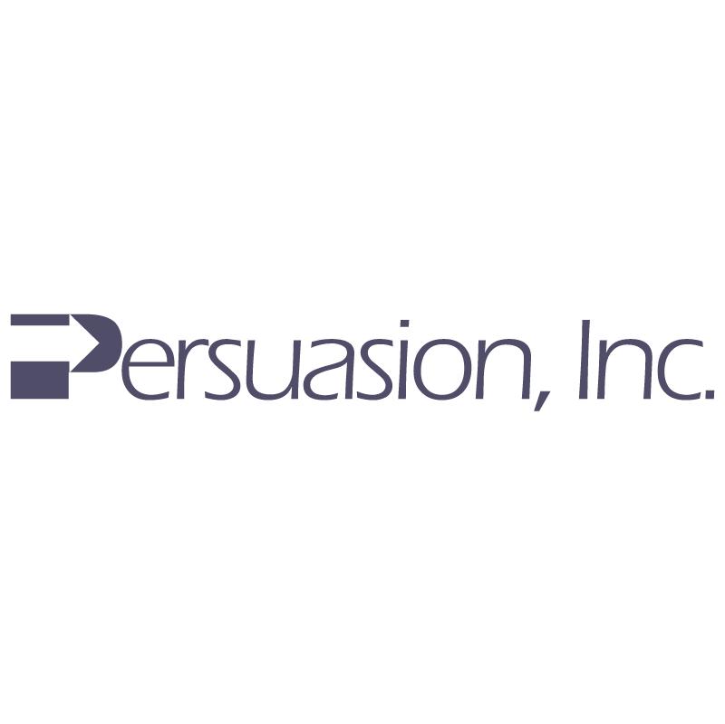 Persuasion vector
