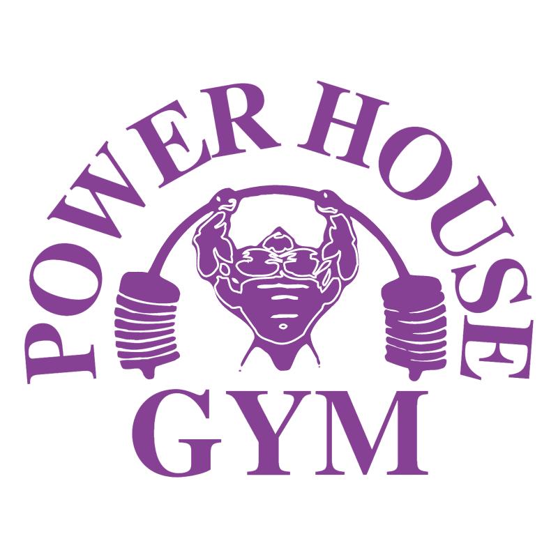 Power House Gym vector logo