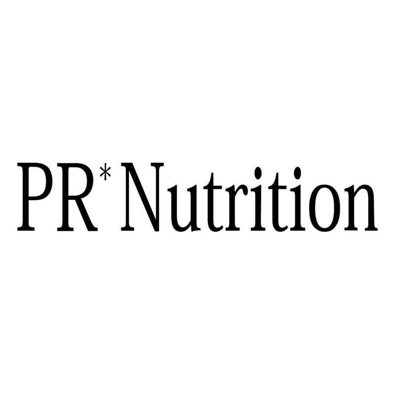 PR Nutrition vector