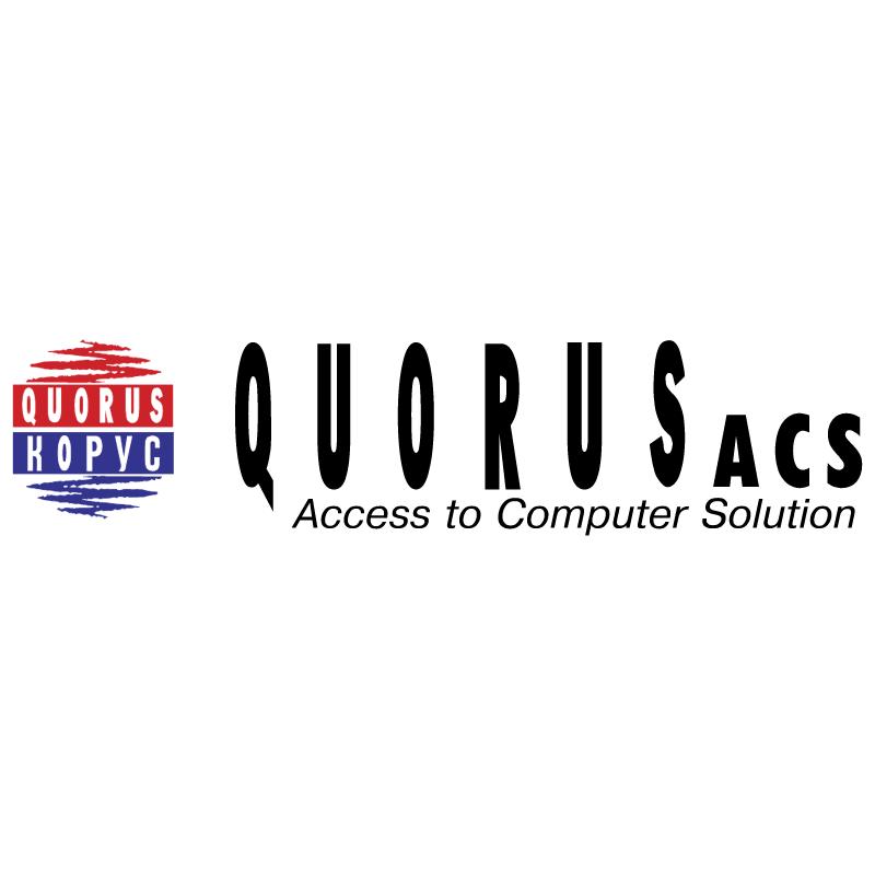 Quorus vector logo