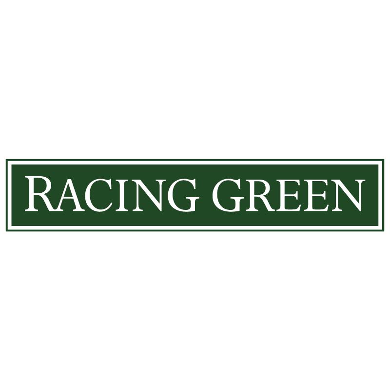 Racing Green vector