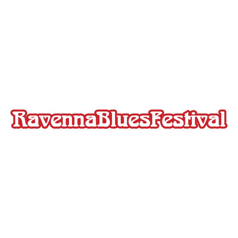 Ravenna Blues Festival vector