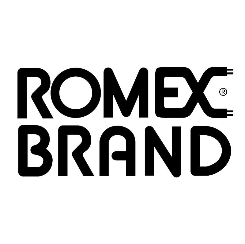 Romex Brand vector
