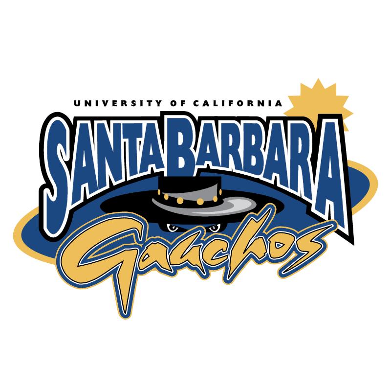 Santa Barbara Gauchos vector