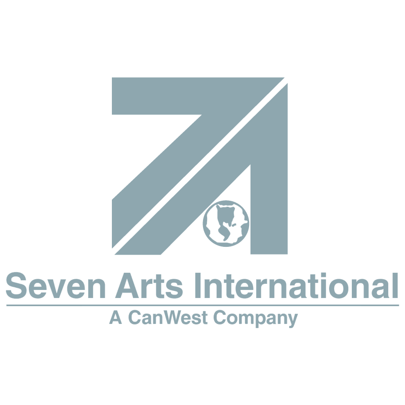 Seven Arts International vector logo