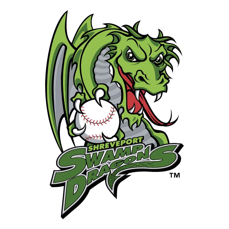 Shreveport Swamp Dragons vector logo