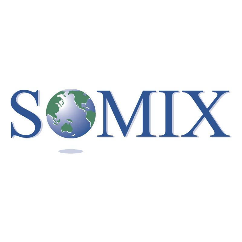 Somix vector logo