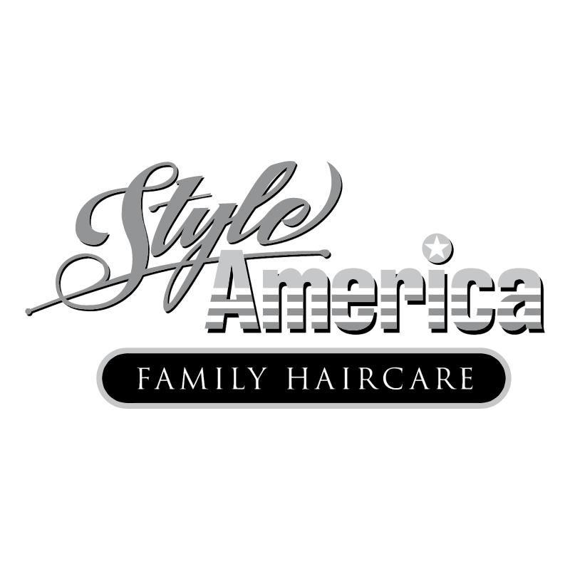 Style America vector