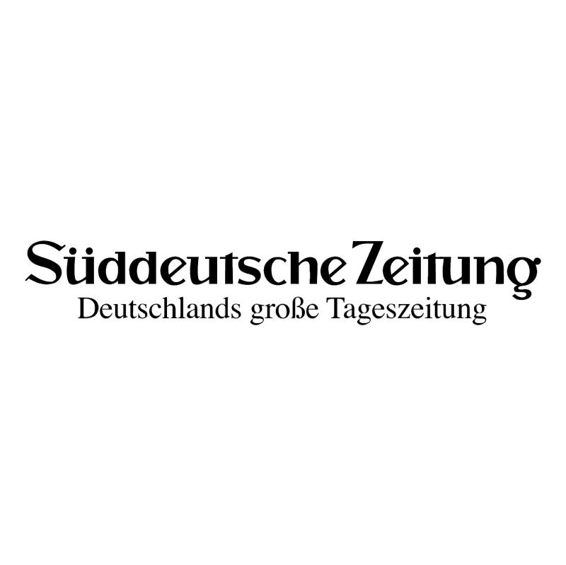 Sueddeutsche Zeitung vector