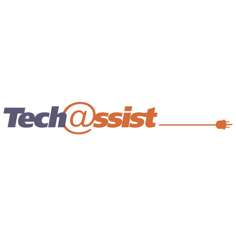 TechAssist vector logo