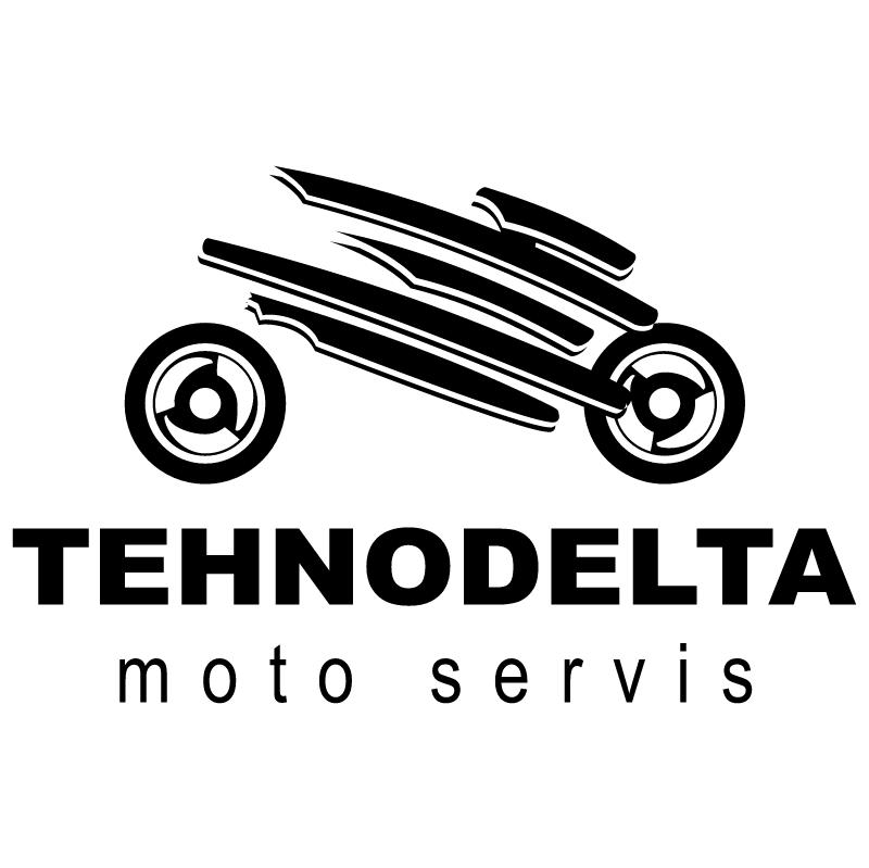 Tehnodelta vector