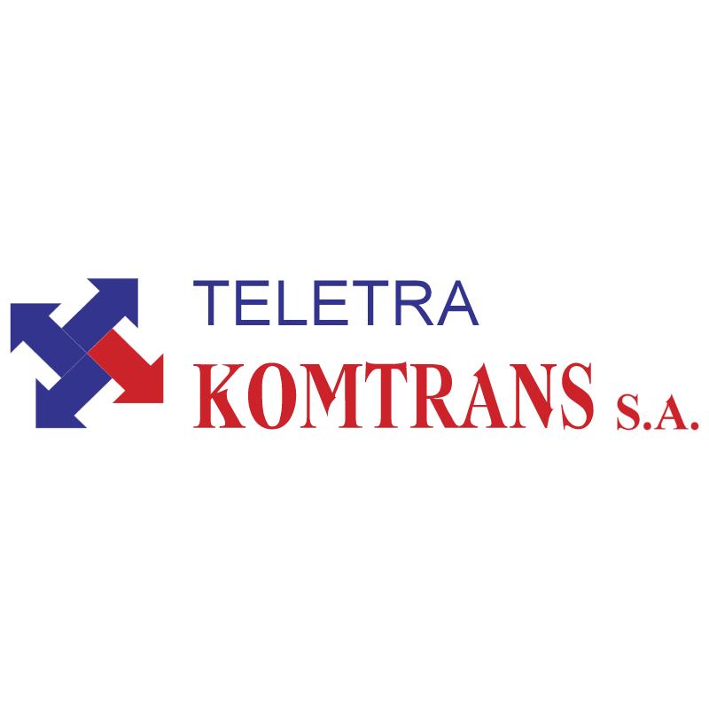 Teletra Komtrans vector