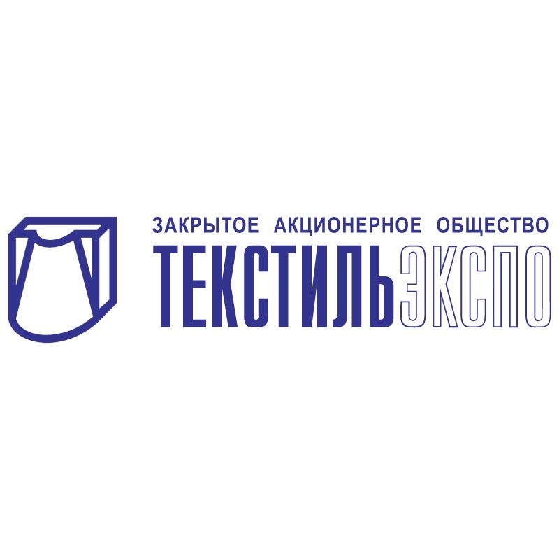TextilExpo vector