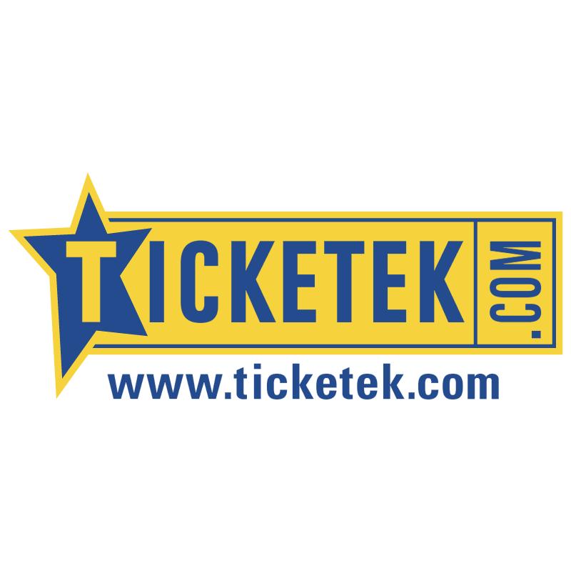 Ticketek vector