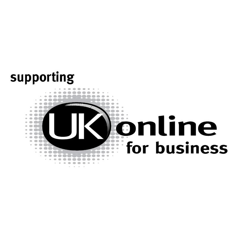 UK online for bisuness vector