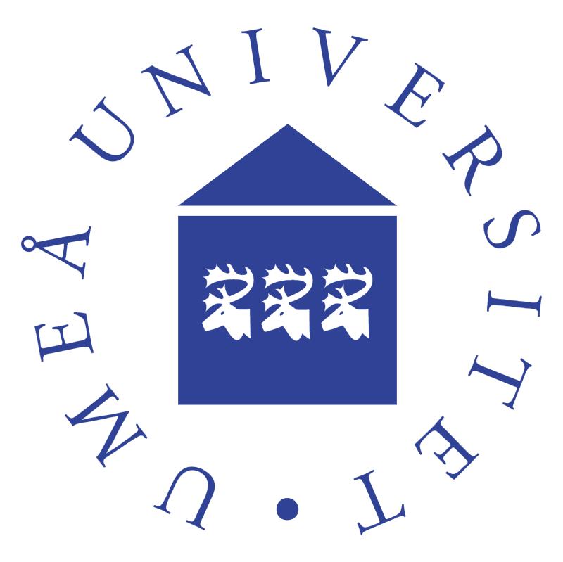 Umea University vector